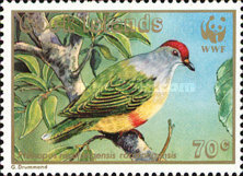 [Endangered Birds of the Cook Islands, type AAG]