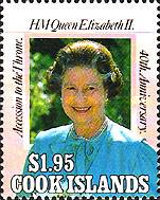 [The 40th Anniversary of the Accession of Queen Elizabeth II, type ACH]