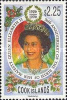 [The 70th Anniversary of the Birth of Queen Elizabeth II, type ADQ]