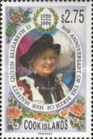 [The 70th Anniversary of the Birth of Queen Elizabeth II, type ADR]