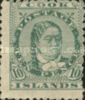 [Queen Makea Takau - Different Perforation, type B11]