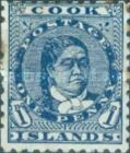 [Queen Makea Takau - Different Perforation, type B7]