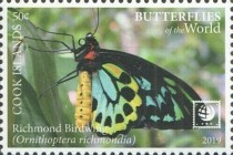 [Insects - Butterflies of the World, type BCB]