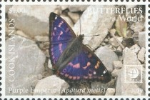 [Insects - Butterflies of the World, type BCC]