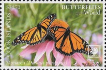 [Insects - Butterflies of the World - with White Frame, type BCI]