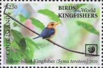 [Birds of the World - Kingfishers, type BCJ]
