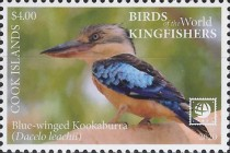 [Birds of the World - Kingfishers, type BCL]