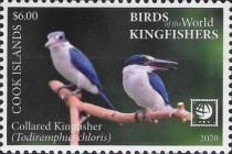 [Birds of the World - Kingfishers, type BCM]