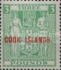 """[Issues of New Zealand Overprinted """"COOK ISLANDS"""", type BL]"""