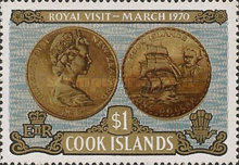 [Royal Visit to New Zealand, type GN]