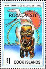 """[Previously Issued Stamps Overprinted """"ROYAL VISIT"""", type TCO1]"""