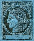 [Ceres - without Value. ** Price is for Pen Cancellation with Town of Origin, type C1]
