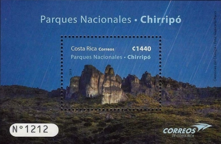[National Parks - Chirripó, type ]