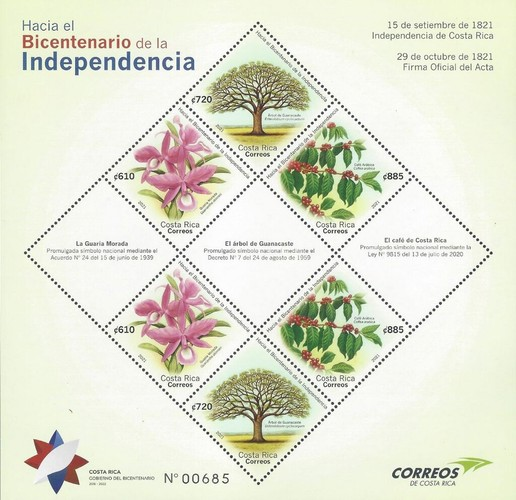 [Towards the 200th Anniversary of Independence - National Plants, type ]