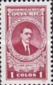 [Airmail - Costa Rican Presidents, type AAA]