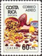 [Airmail - Costa Rican Products, type AAH]