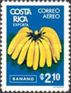 [Airmail - Costa Rican Products, type AAJ]