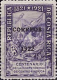 [Issue of 1921 Overprinted