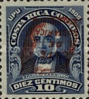 [Coffee Publicity - Issues of 1910 and 1921 Overprinted