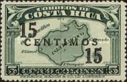[Issue of 1936 Surcharged