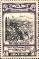 [Airmail - National Agriculture and Industries Fair, type HA1]