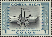 [Airmail - National Industries, type HW]