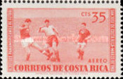 [Airmail - The 3rd Pan-American Football Games, type JJ]