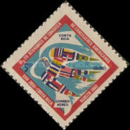 [Airmail - The 6th and 7th Chancellors' Reunion Conference, Organization of American States, San Jose, type JS]