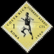 [Airmail - Olympic Games - Rome, Italy, type KA]