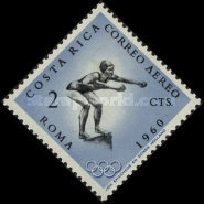[Airmail - Olympic Games - Rome, Italy, type KB]