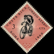 [Airmail - Olympic Games - Rome, Italy, type KC]