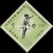 [Airmail - Olympic Games - Rome, Italy, type KE]