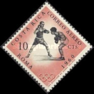 [Airmail - Olympic Games - Rome, Italy, type KF]