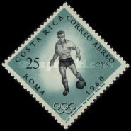 [Airmail - Olympic Games - Rome, Italy, type KG]