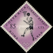 [Airmail - Olympic Games - Rome, Italy, type KH]