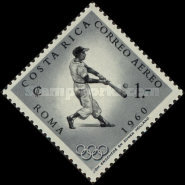 [Airmail - Olympic Games - Rome, Italy, type KI]