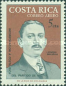 [Airmail - Incorporation of Nicoya District, type NL]