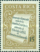 [Airmail - Incorporation of Nicoya District, type NN]