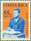 [Airmail - The 2nd Anniversary of the Death of President Kennedy, 1917-1963, type NS]