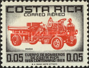 [Airmail - The 100th Anniversary of Fire Brigade, type NV]