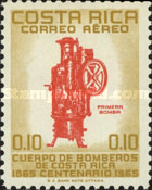 [Airmail - The 100th Anniversary of Fire Brigade, type NW]