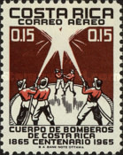 [Airmail - The 100th Anniversary of Fire Brigade, type NX]