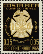 [Airmail - The 100th Anniversary of Fire Brigade, type NY]