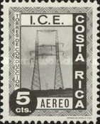 [Airmail - Costa Rican Electrical Industry, type OC]