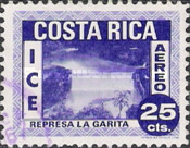 [Airmail - Costa Rican Electrical Industry, type OF]