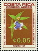 [Airmail - University Library - Orchids, type OI]
