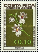[Airmail - University Library - Orchids, type OJ]