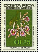 [Airmail - University Library - Orchids, type OL]