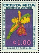 [Airmail - University Library - Orchids, type OO]