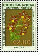 [Airmail - University Library - Orchids, type OP]